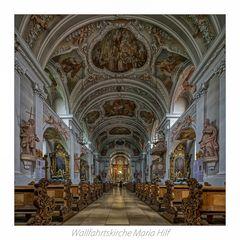 "Wallfahrtskirche Maria Hilf (Amberg) "" Gott zu Gefallen..."""