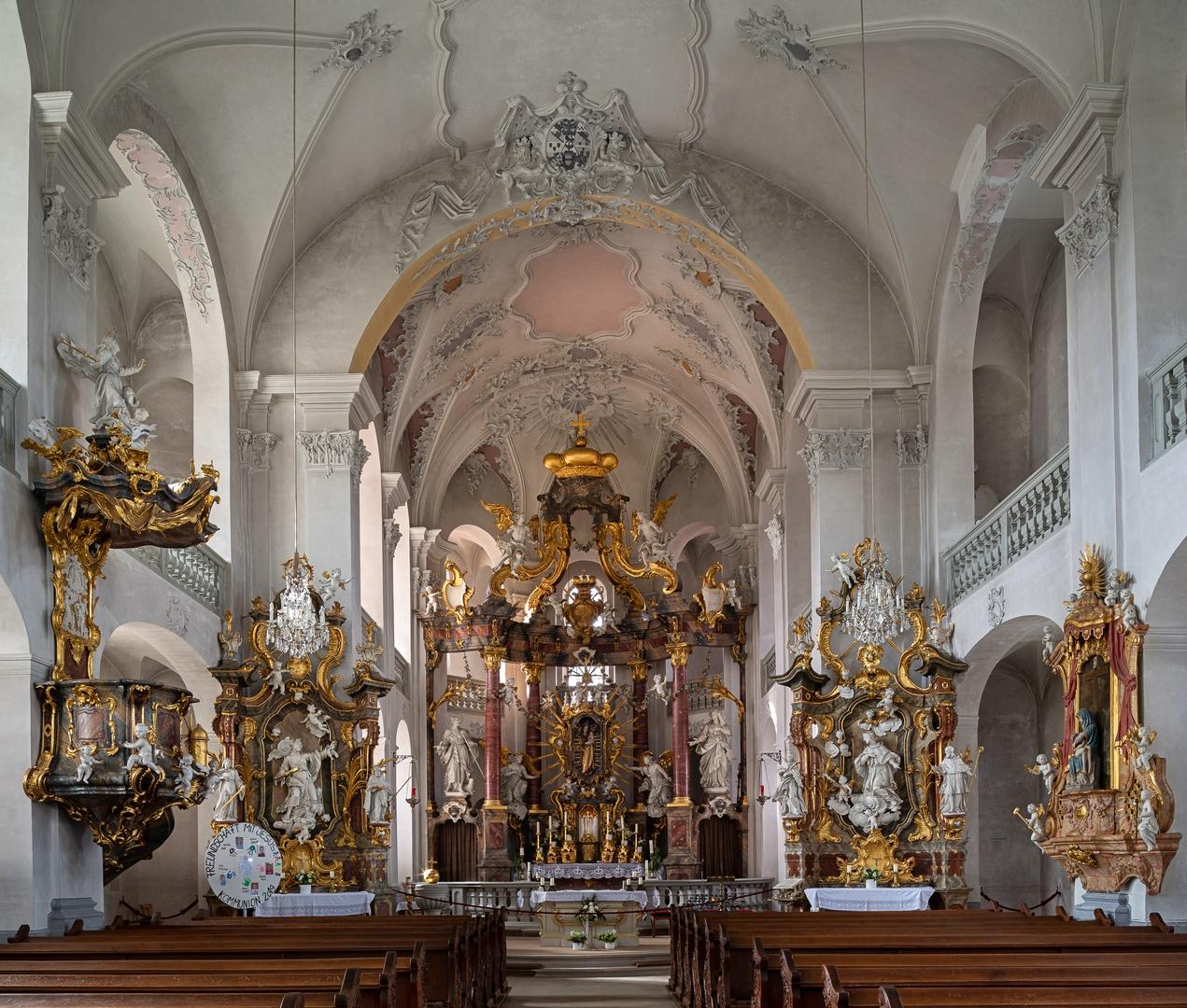 Wallfahrtskirche Maria Limbach (Eltmann)