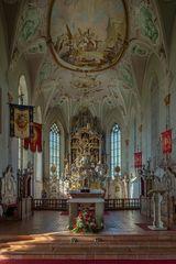Wallfahrtskirche (Maria Rain)