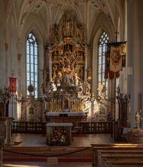 Wallfahrtskirche Maria Rain