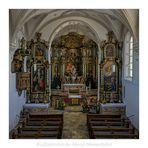 """Wallfahrtskirche Mariä Himmelfahrt _Hohenpeißenberg """" Gott zu Gefallen..."""""""