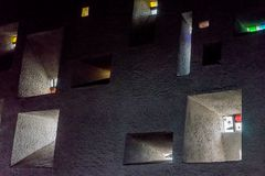 Wallfahrtskirche Ronchamp August 17/06