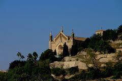 Wallfahrtskirche Santuari de Sant Salvador Arta, Mallorca
