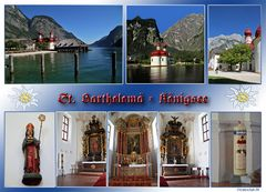 Wallfahrtskirche St. Bartholomä