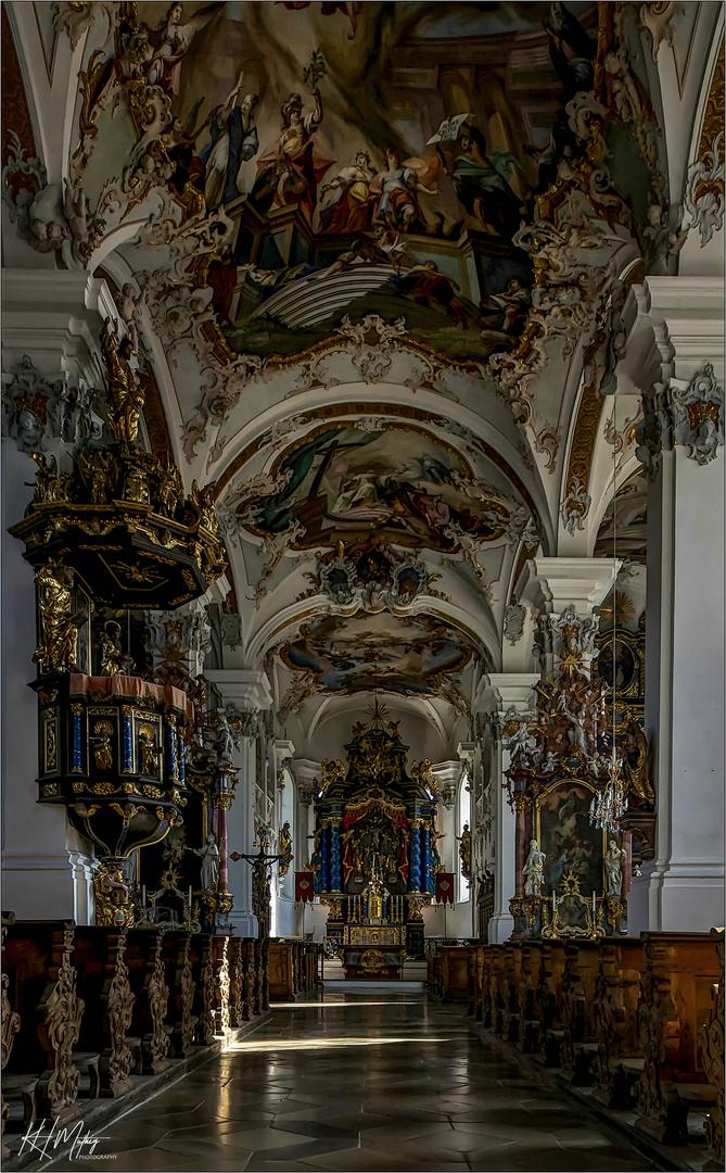 """Wallfahrtskirche St. Michael - Violau """" Gott zu Gefallen... """""""