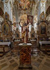 Wallfahrtskirche St. Nikolaus und Elisabeth zu Andechs