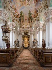 Wallfahrtskirche Unserer Lieben Frau und Pfarrkirche St. Peter und Paul in Steinhausen