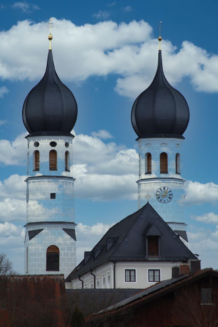 Wallfahrtskirche Bayern