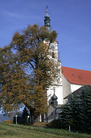 Wallfahrtskirche Weißenregen bei Kötzting / Bayern
