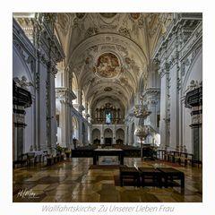 """Wallfahrtskirche  Zu Unserer Lieben Frau _ Ellwangen  """" Gott zu Gefallen..."""""""
