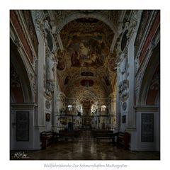 """Wallfahrtskirche Zur Schmerzhaften Muttergottes - Vilgertshofen """" Gott zu Gefallen..."""""""