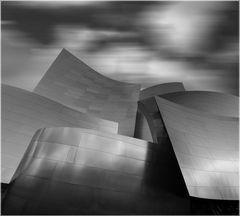 Walt Disney Concert Hall in L.A.