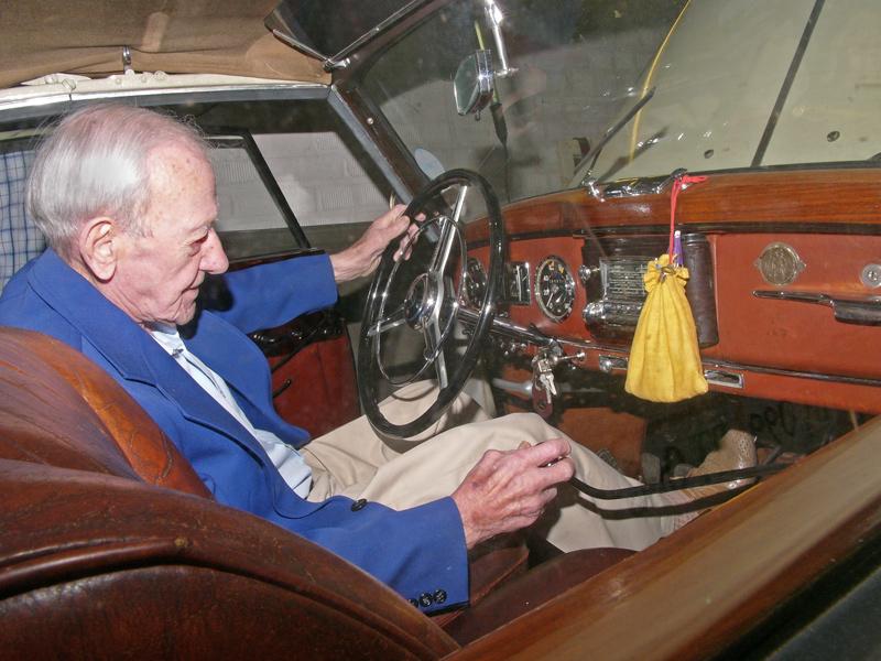 Walter Lowatz (101 Jahre) letzter Wunsch