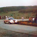 Walter Röhrl - Hessen Rallye 1980