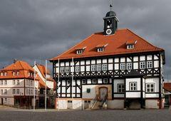 Waltershäuser Rathaus