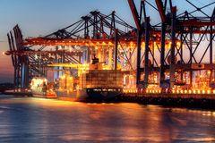 Waltershof Containerhafen #2