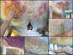 Wand- und Deckenmalereien