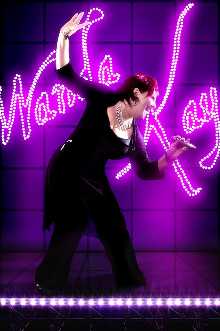Wanda Kay on Stage