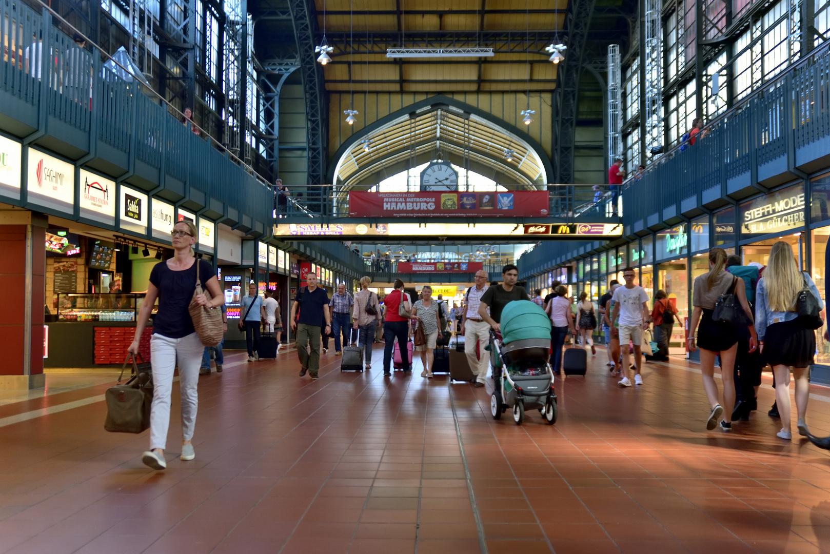 Hbf Hamburg Schließfächer