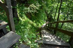 Wandern heisst....... Never Ending Steps!