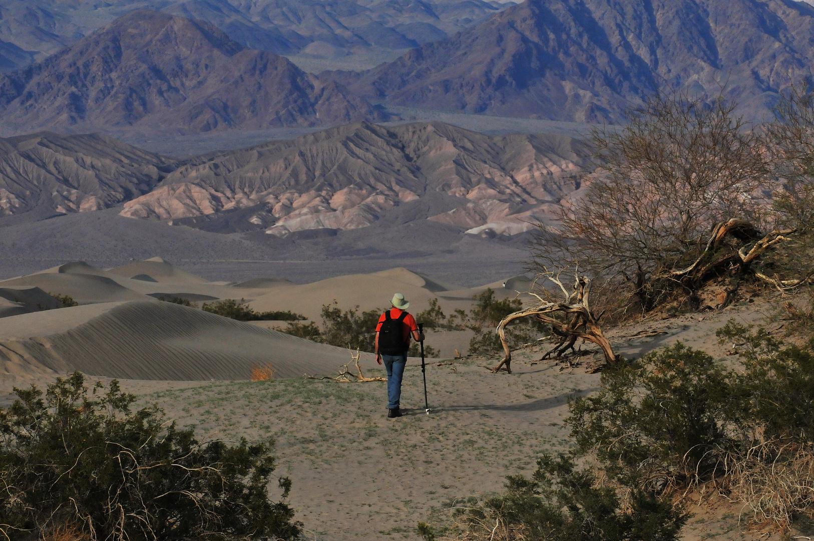 Wandern in Nevada