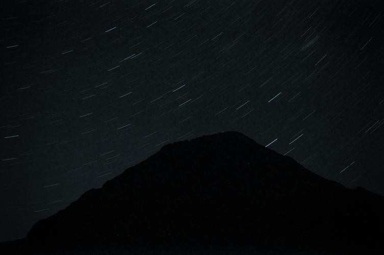 Wandernde Sterne