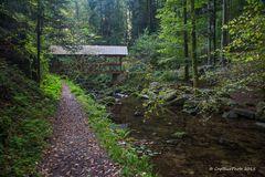 Wanderpfad Gerolsauer Wasserfälle