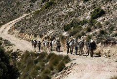 Wanderritt in Andalusien