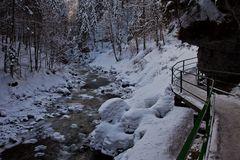 Wanderung Breitachklamm 2