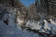 Wanderung Breitachklamm 8