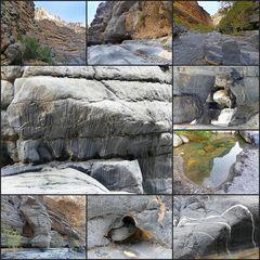 Wanderung durch das Wadi Nakhur