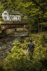 Wanderung durch die sächsische Schweiz