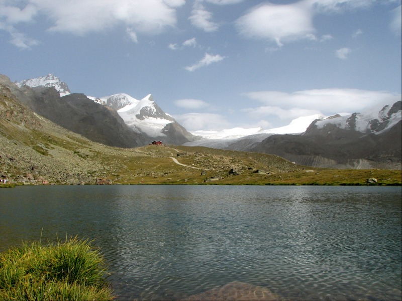Wanderung um Zermatt, Schweizer Alpen IV
