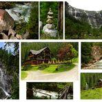 Wanderung zum Alpenhaus Prossau und weiter zu den Tischlerkarfällen
