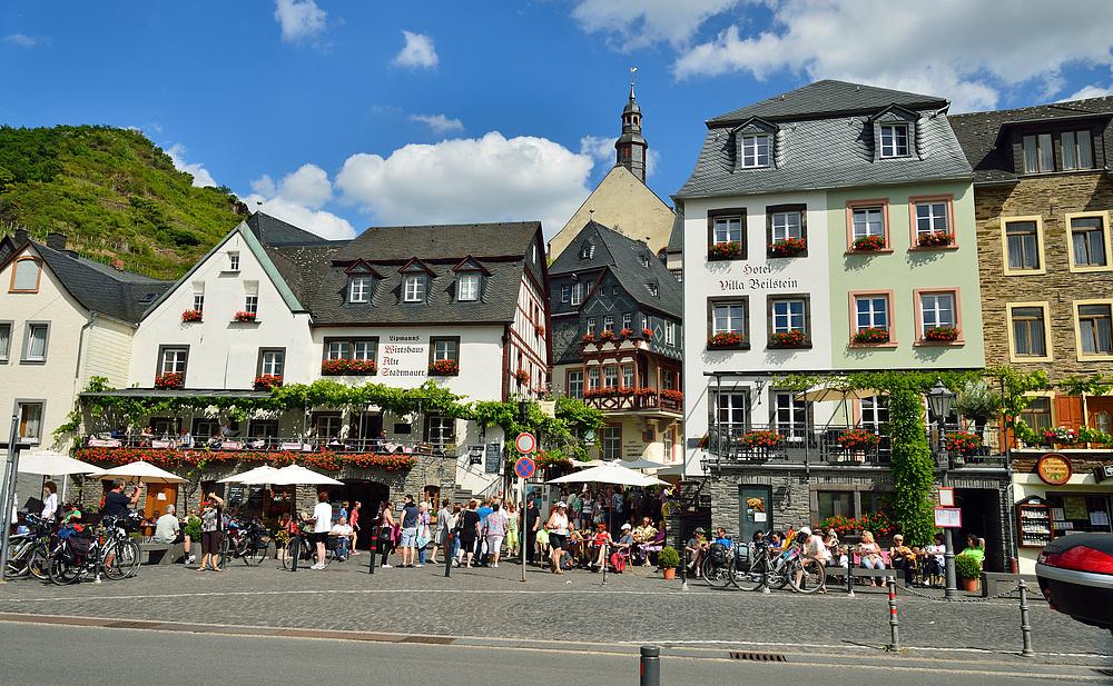 Wanderung zur Burgruine Metternich + Beilstein 17