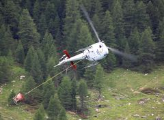 Wanderung zur Edelrauthütte ( Süd-Tirol)
