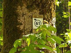 Wanderzeichen des Eifelvereins