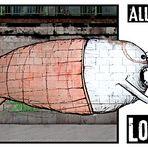 Wandfisch 2 - LOVE