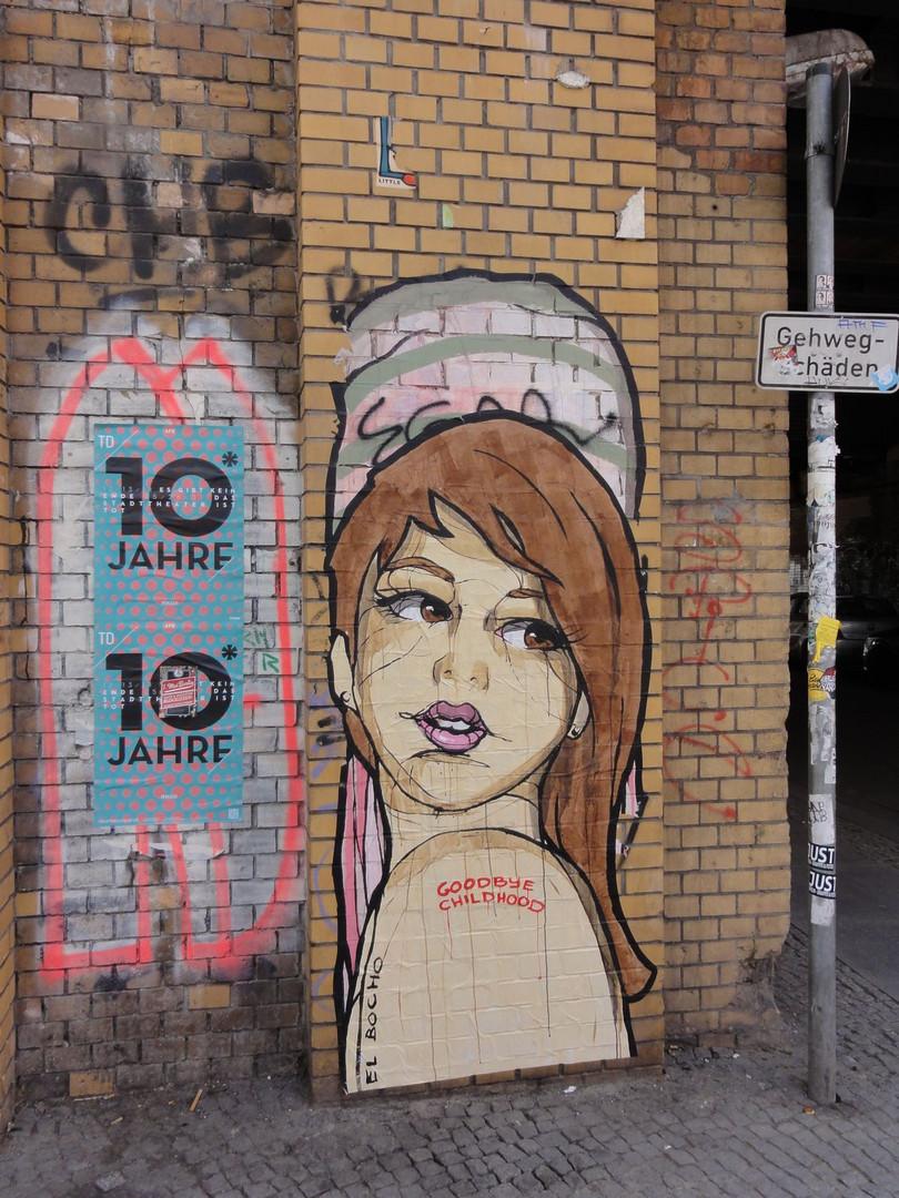 Wandmalerei