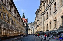 Wandmalerei - Dresden
