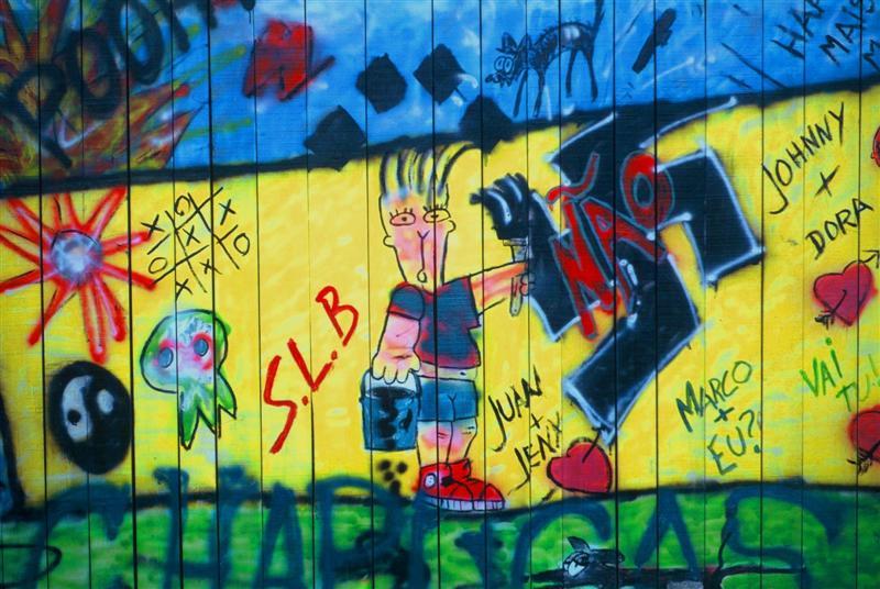 Wandmalereien 5