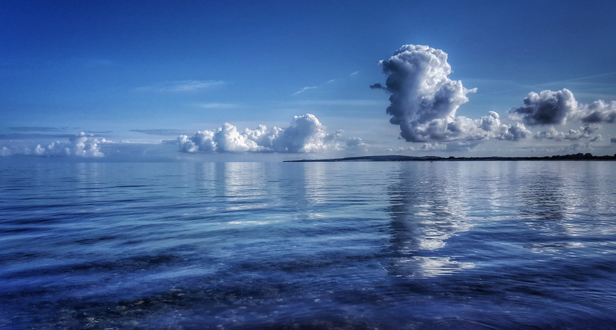 Wangels mer Baltique
