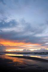 Wangerooge Sonnenuntergang