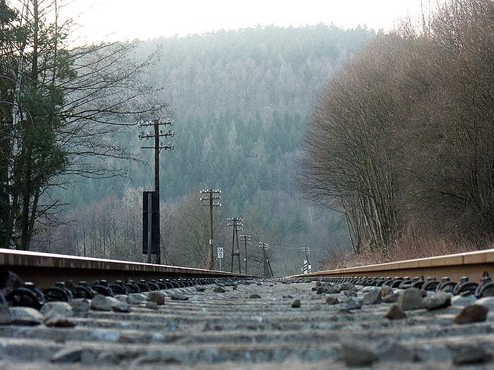 Wann kommt die Bahn?