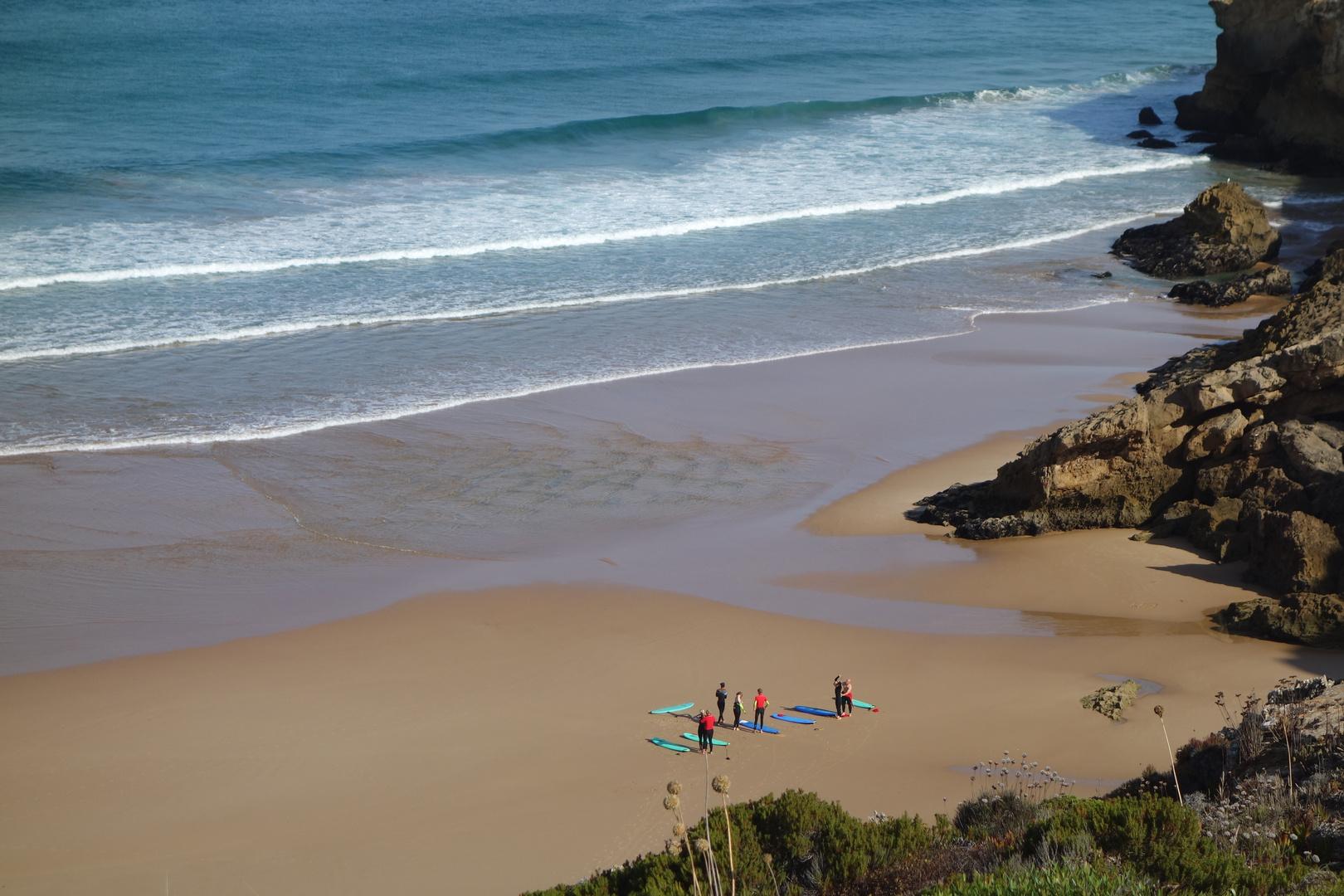 Wann kommt die perfekte Welle?