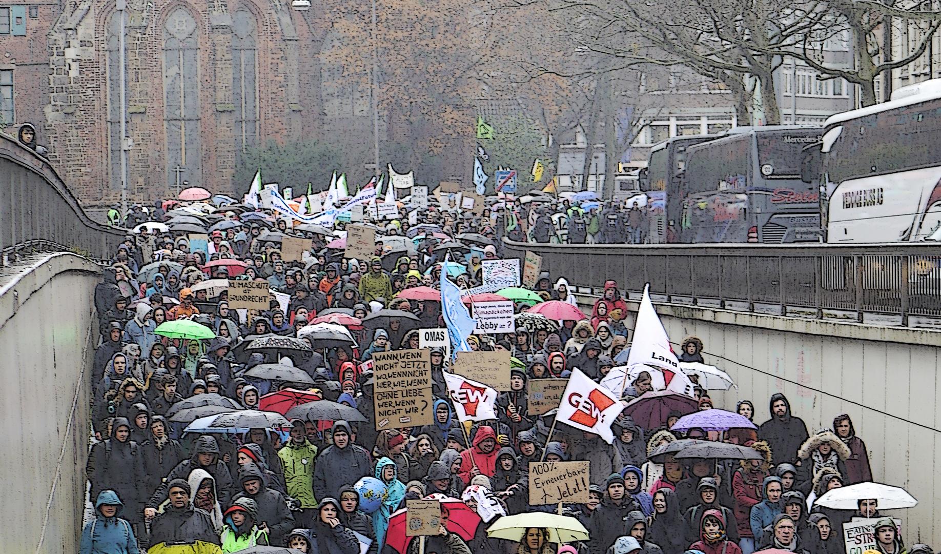 Klimastreik Bremen