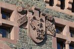 Wappen am Stadttor in Worms