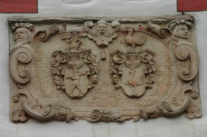 Wappen - Weyehof