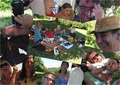 War ein gemütliches Picknick!