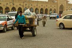 Warentransport - emissionsfrei